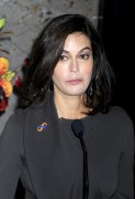 Teri Hatcher - Lights The Empire State Building in New York City November  24-2014 x17