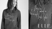 Emma Watson - ELLE UK, December 2014