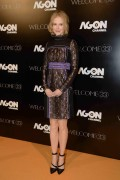 Nicole Kidman Agon Channel Launch Party Photocall in Milan November 26-2014 x37