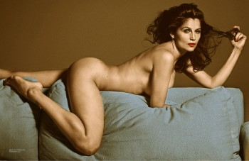 Laetitia Casta - *** Picture - Colored by me - x 1