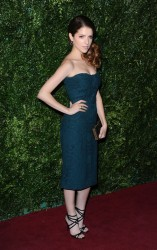 Anna Kendrick - 60th London Evening Standard Theatre Awards 11/30/14