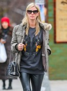 Nicky Hilton spotted out and about in New York City November 30-2014 x5