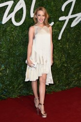 Kylie Minogue - 2014 British Fashion Awards in London 12/1/14