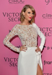 Taylor Swift - Victoria Secret Fashion Show After Party 12/02/14