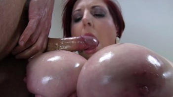 Kitten canoodle huge tits bounce riding cock - 1 part 5