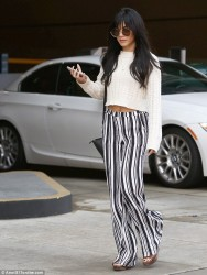 Vanessa Hudgens - Shopping in Beverly Hills 12/4/14