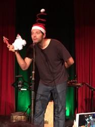 Благотворительный Рождественский концерт Джейсона Маннса