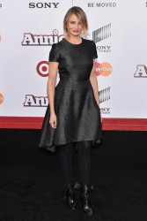 Cameron Diaz - 'Annie' world premiere, December 7, 2014