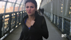 Victoria Justice - Jogging 'Eye Candy' Promo - 720p ***BtS Vid Added***
