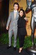 Eva Longoria speaks during 21st Annual Screen Actors Guild Award Nominations December 10-2014 x20