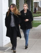 Ashley Benson - Shopping in West Hollywood 12/11/14