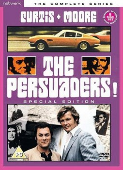 Attenti a Quei Due (The Persuaders!) Stagione Unica [1971\1972] DVD-RIP-MP3-ITA\ENG