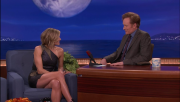 Eliza Coupe @ Conan | March 29 2012 | ReUp