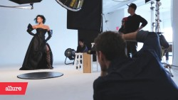 Demi Lovato - Allure Magazine Photoshoot Video