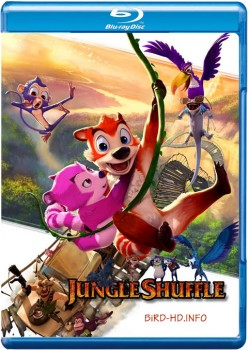 Jungle Shuffle 2014 m720p BluRay x264-BiRD