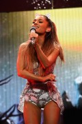 Ariana Grande - HOT 99.5's 2014 Jingle Ball in Washington, D.C 12/15/14