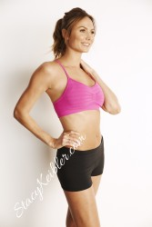 Stacy Keibler - Pic for her website