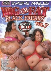 a432cf374534603 - Big Um Fat Black Freaks #7