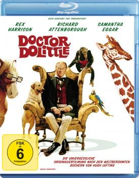 Il favoloso dottor Dolittle (1967) Full Blu-Ray 20Gb AVC ITA GER ENG DTS-HD MA 2.0