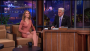 Hilary Swank @ The Tonight Show with Jay Leno | January 6 2011 | ReUp