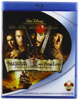 Pirati dei Caraibi - La maledizione della prima luna+Bonus (2003) Full Blu-ray AVC 41Gb ITA DTS-ES 5.1 ENG LPCM 5.1