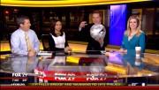 Caitlin Roth -weatherperson- Fox29 Philadelphia PA Dec 31 2014