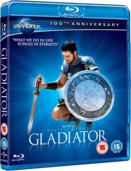 Il gladiatore (2000) [10th Anniversary Edition REMASTERED] Full Blu-Ray 45Gb AVC ITA DTS 5.1 ENG DTS-HD MA 5.1 MULTI
