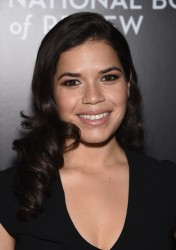 America Ferrera - National Board of Review Gala in NYC 1/6/15