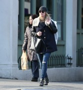 Nicky Hilton out in New York City January 5-2015 x10