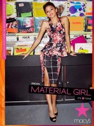Zendaya Coleman - Material Girl 2015 Spring Campaign