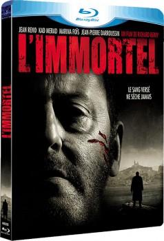 L'immortale (2010) Full Blu-Ray 22Gb AVC ITA DTS-HD MA 5.1 FRE DD 5.1
