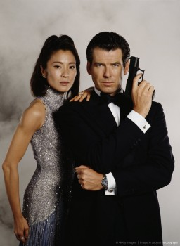 Джеймс Бонд 007: Завтра не умрёт никогда / Tomorrow Never Dies (Пирс Броснан, 1997) 5750fd380525253