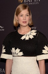Rosamund Pike - BAFTA Los Angeles Tea Party in Beverly Hills 1/10/15