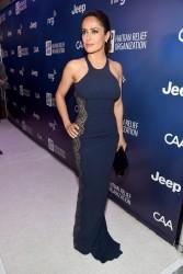Salma Hayek - 4th Annual Sean Penn & Friends HELP HAITI HOME Gala in LA 1/10/15