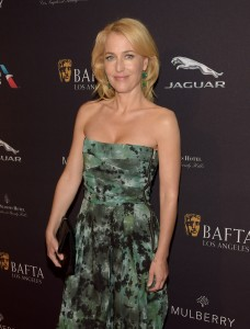 Gillian Anderson, BAFTA Los Angeles Tea Party, 15/01/2015