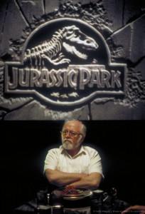 Парк Юрского периода / Jurassic Park (Сэм Нил, Джефф Голдблюм, Лора Дерн, 1993)  Dfc964380761818