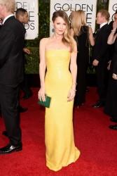 Leslie Mann - 72nd Annual Golden Globe Awards in Beverly Hills 1/11/15