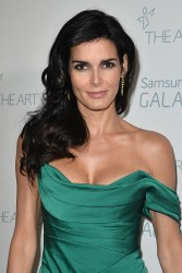 Angie Harmon Video - Art of Elysium & Samsung Galaxy Marina Abramovic's HEAVEN Gala 1/10/15