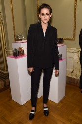 Kristen Stewart - Stella McCartney Autumn 2015 Presentation in NYC 1/12/15