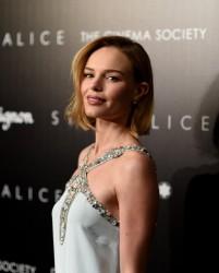 """Kate Bosworth - """"Still Alice"""" Screening in NYC 1/13/15"""