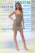 Gisele Bundchen - Promoting Pantene in Sao Paulo, Brazil 1/13/15