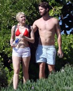 Miley Cyrus - Bikini Candids in Hawaii 1/18/15