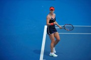Alize Cornet 1st round of 2015 Australian Open January 19-2015 x28