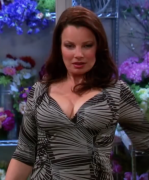 Fran Drescher - Mega Cleavage + Sexy Compilation from 'Happily Divorced'