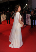 Nikki Sanderson - 19th National Television Awards, London, 21-Jan-15