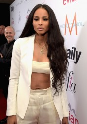 "Ciara - The Daily Front Row ""Fashion Los Angeles Awards"" Show in West Hollywood 1/22/15"