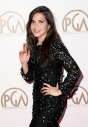 America Ferrera - 26th Annual Producers Guild Of America Awards in LA 1/24/15