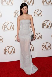 Christian Serratos - 26th Annual Producers Guild Of America Awards in LA 1/24/15
