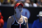 Alize Cornet 3rd round of the Australian Open in Melbourne - January  24-2015 x12