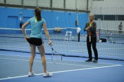 Agnieska Radwanska Practice session during the Australian Open in Melbourne January 26-2015 x7